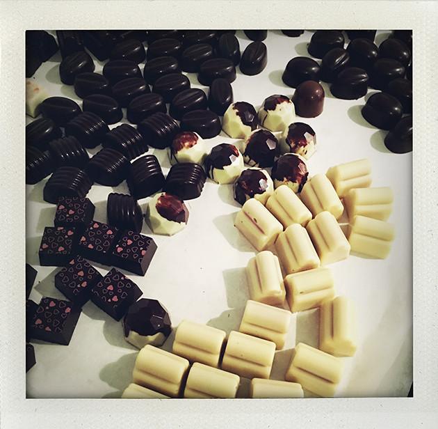 Robert E's Choklad