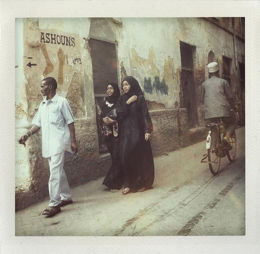 Mombasa och kryddmannen