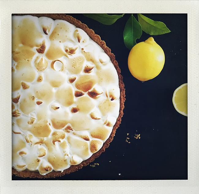 Citronmarängpajen från Zapallar