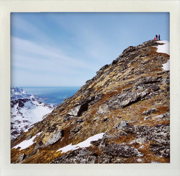 Arctic Haute Route Ski & Sail
